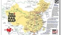 China train map