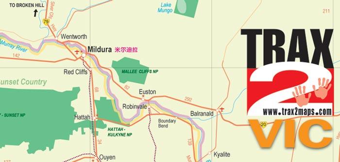 mildura map pdf