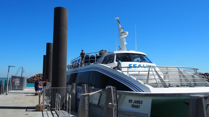 mandorah ferry cost