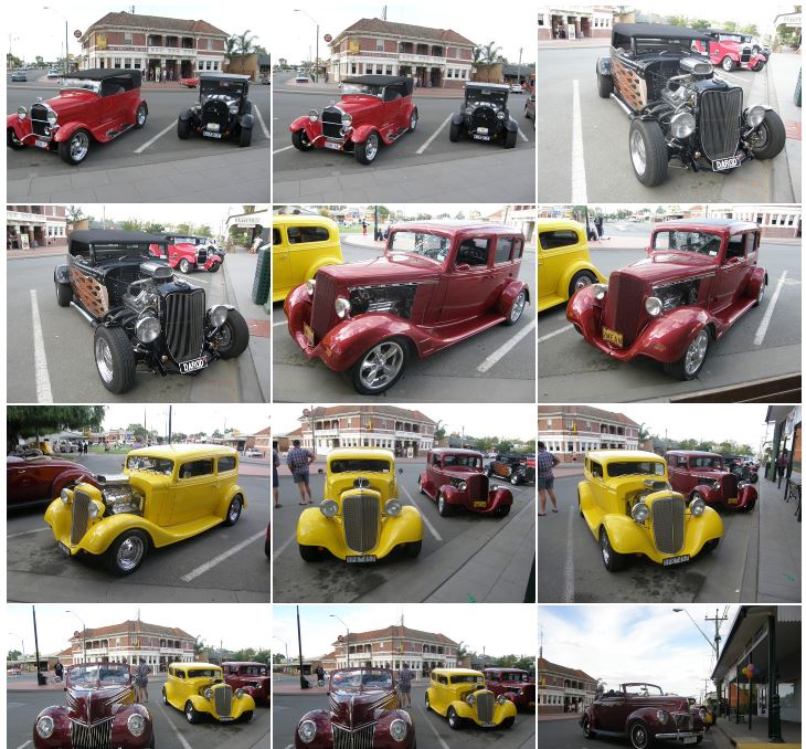 hot rods pictures