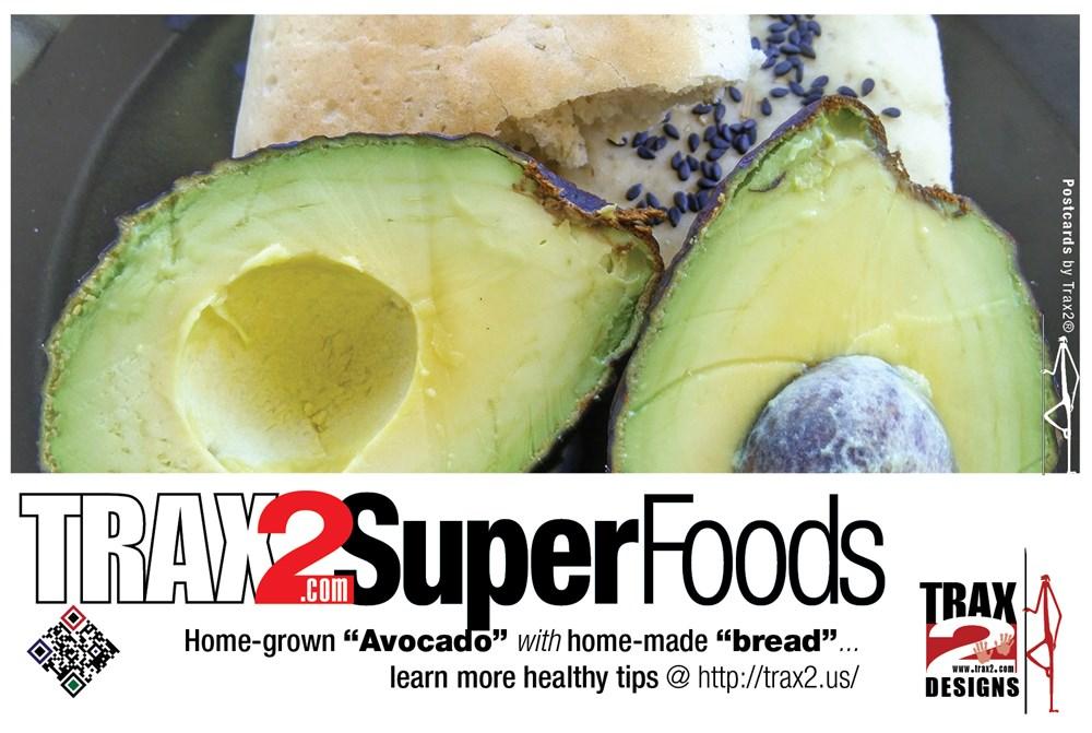 Superfoods Avocado