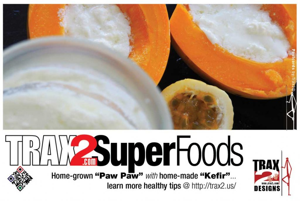 Paw paw Kefir Superfoods