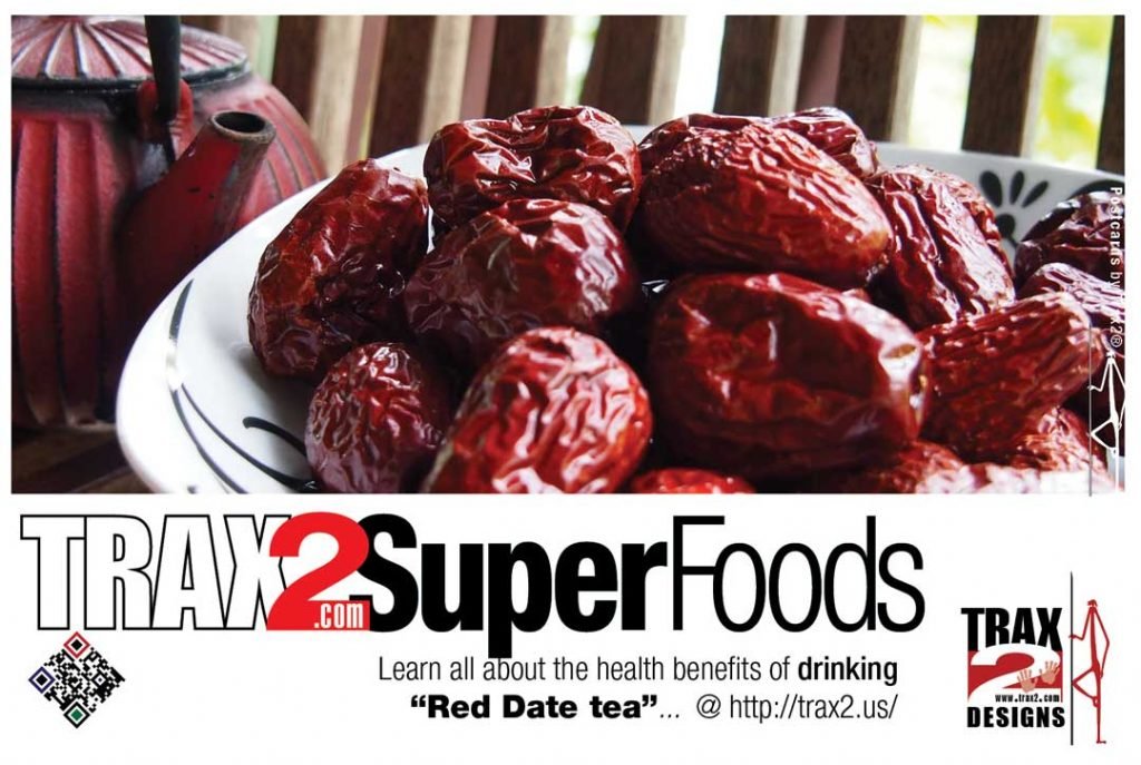 Superfoods Red Date tea