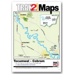 Tocumwal map